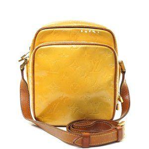 Auth Louis Vuitton Wooster Crossbody #6743L10